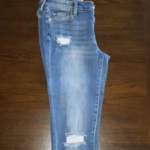 Soho Curvy Legging Jeans